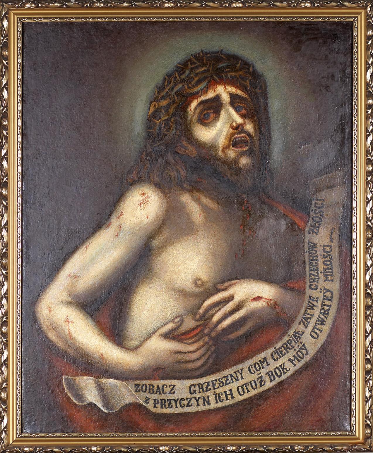 obraz Pana Jezusa Cierpiącego
