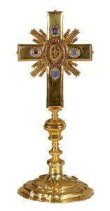 relikwie krzyża