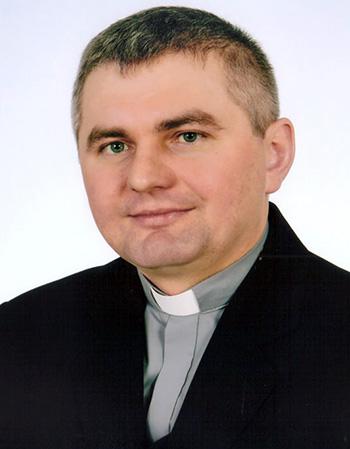 ks. Janusz Stach