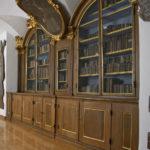 Biblioteczka z ok. 1720 r.