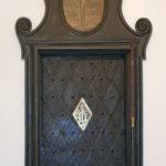 Portal i brama wejściowa furty