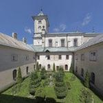 Wirydarz klasztorny