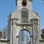 Brama- dzwonnica