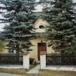 Budynek kapelanii klasztoru (1 poł. XVIII w.)