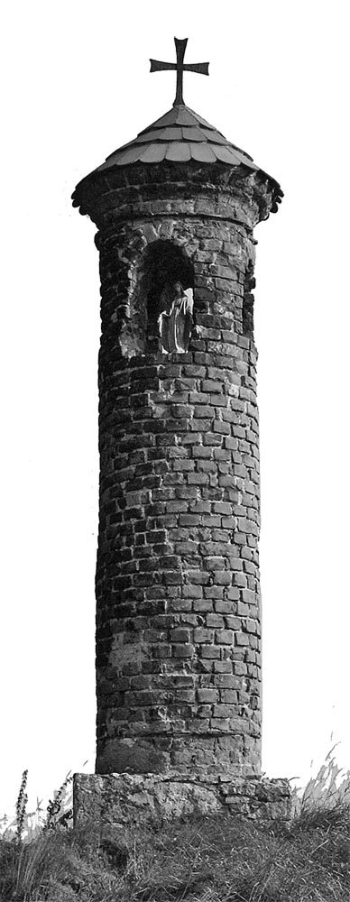 Kapliczka - latarnia