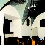 Wystrój malarski sufitów i sklepień oratorium przykościelnego