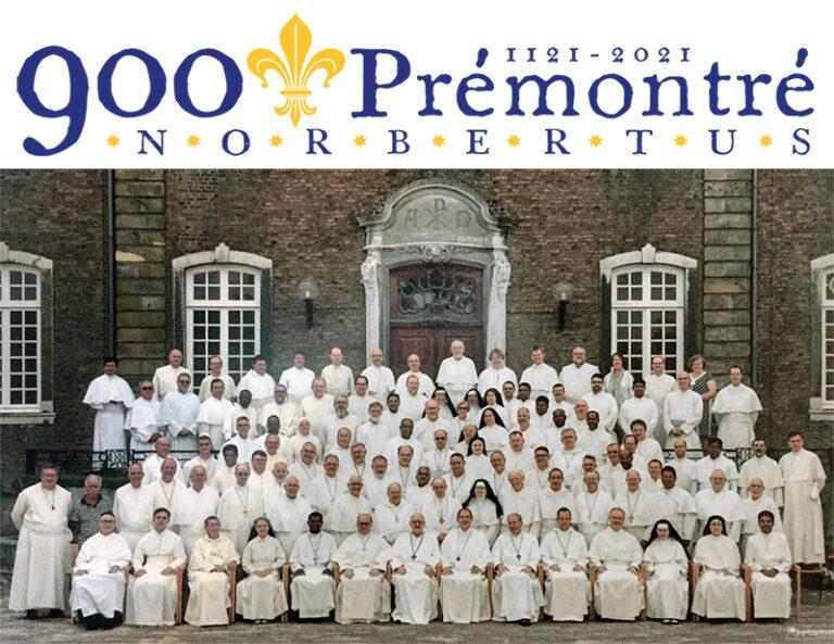 wielki jubileusz 900-lecia istnienia zakonu norbertańskiego z prémontré